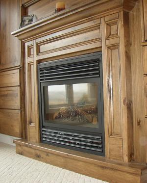 fireplace mantles sample