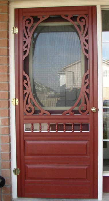 simcoe screen door example