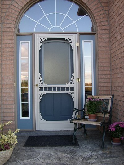 huron door example