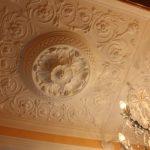 Polyurethane ceiling medallion