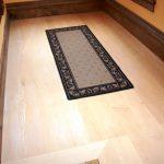 wide plank maple flooring
